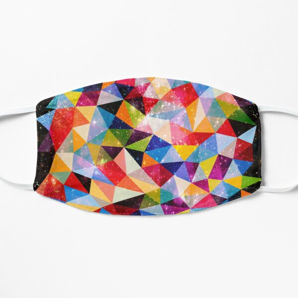 Space Shapes Mask