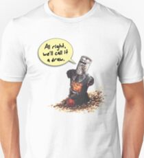 All Right, We'll Call It A Draw Slim Fit T-Shirt