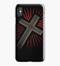 Red Xi iPhone Case