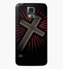 Red Xi Case/Skin for Samsung Galaxy