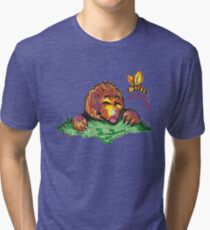 Buzz off shirt (Drawn) Tri-blend T-Shirt