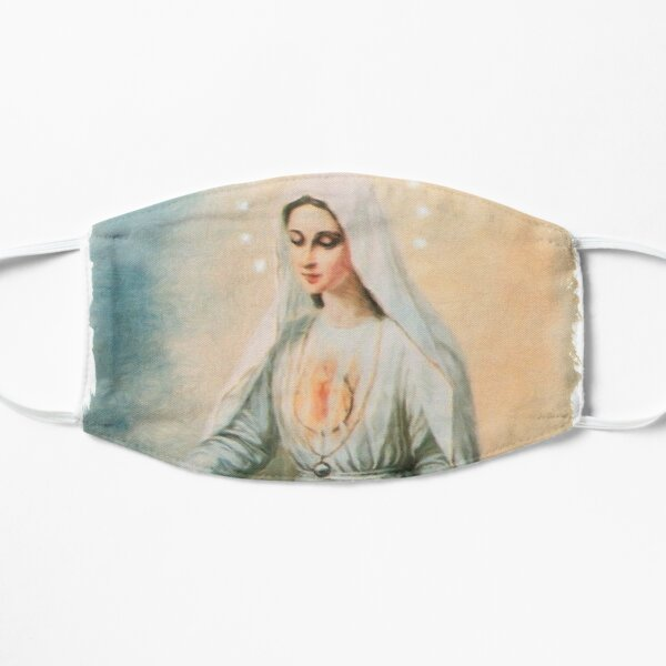Our Lady Fatima Mask