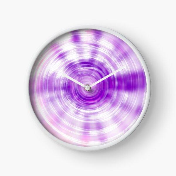 Cosmic Ripple Clock