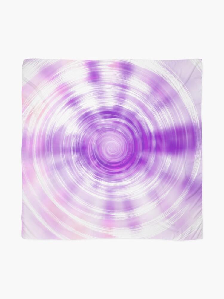Alternate view of Cosmic Ripple Scarf