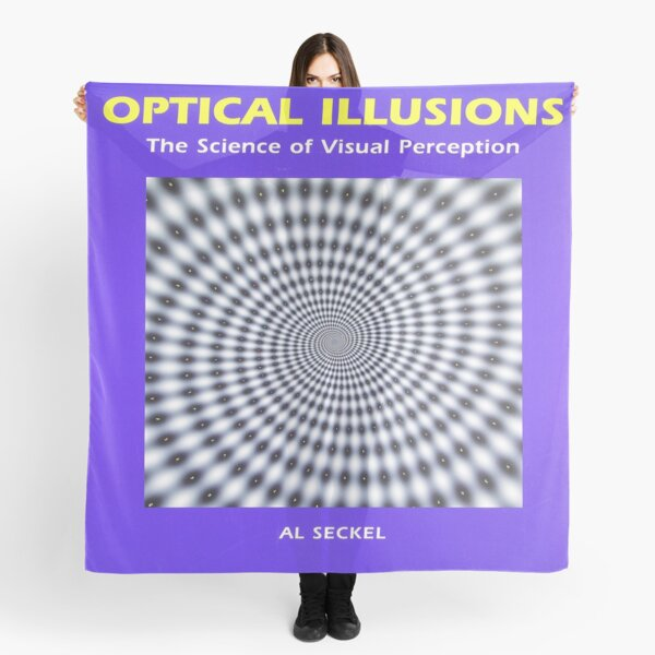 Optical Illusions Scarf