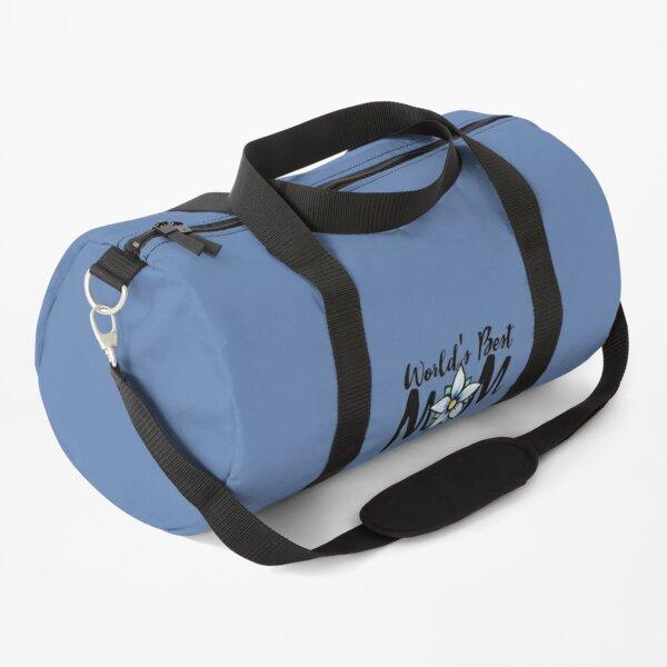 World's Best Mom Duffle Bag