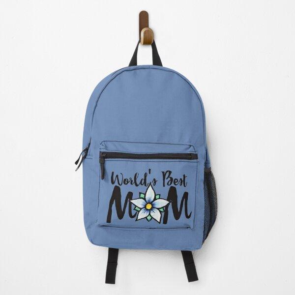 World's Best Mom Backpack