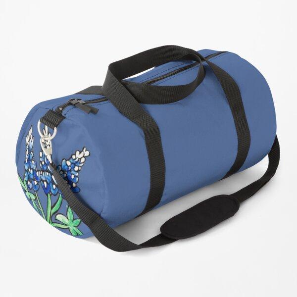 Texas Bluebonnets Duffle Bag