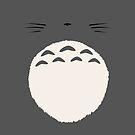 Friendly Neighborhood Totoro by maddiesh