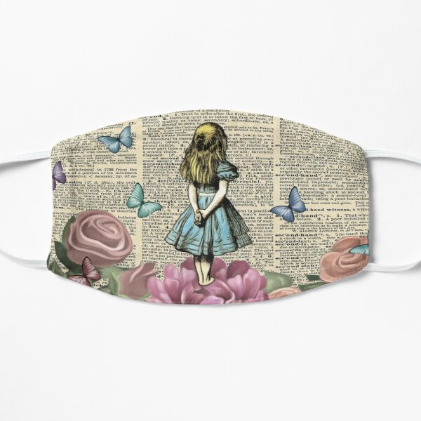 Alice In Wonderland - Wonderland Garden Small Mask