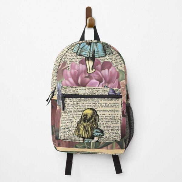 Alice In Wonderland - Wonderland Garden Backpack