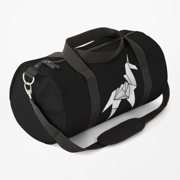 Blade Runner Unicorn Origami v2 Duffle Bag