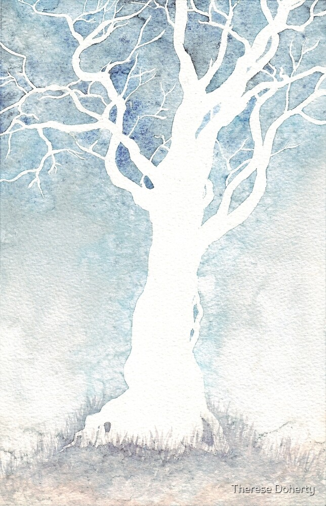 White Tree by Therese Doherty