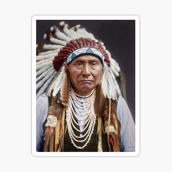 Chief Joseph - Nez Perce, 1840 – 1904 Sticker