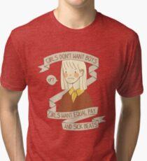 Sick Beats Tri-blend T-Shirt