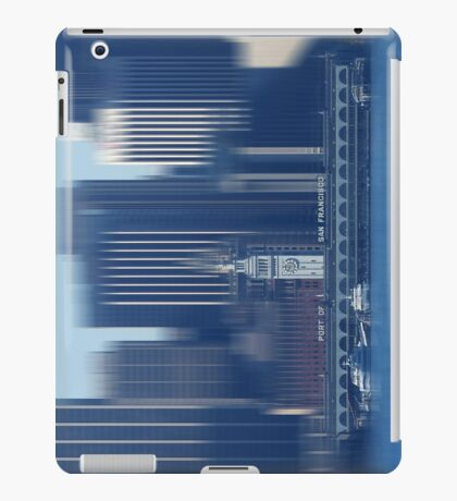 Port of San Francisco iPad Case/Skin