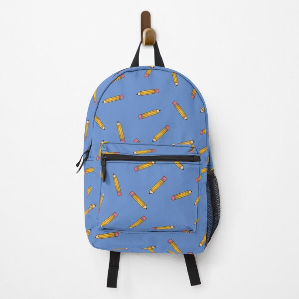 Pencils Pattern Backpack