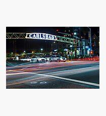 Carlsbad California Photographic Print