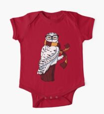 Hipster Owl Kids Clothes