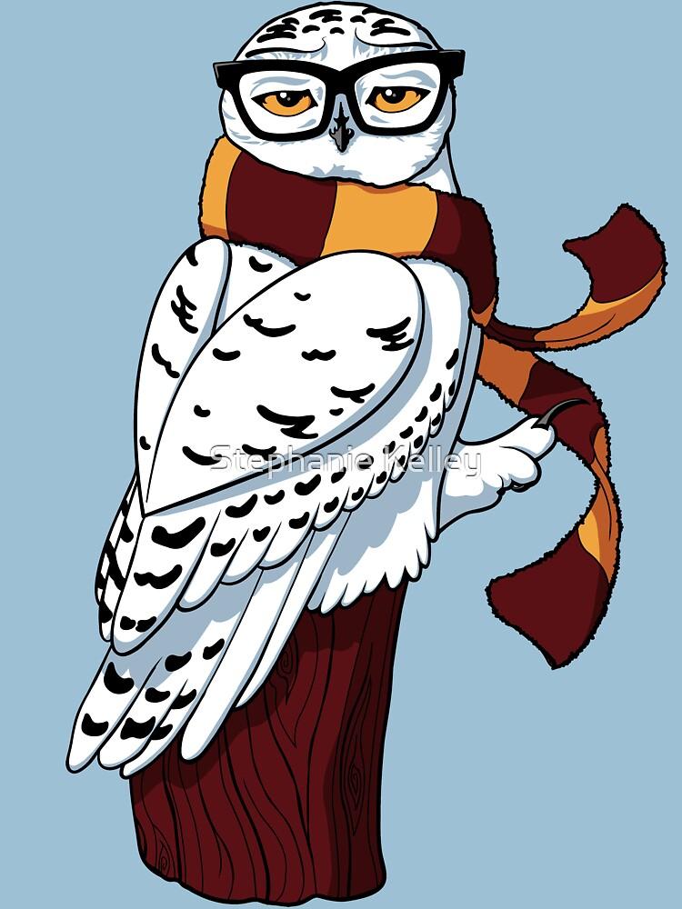 TShirtGifter presents: Hipster Owl | Unisex T-Shirt