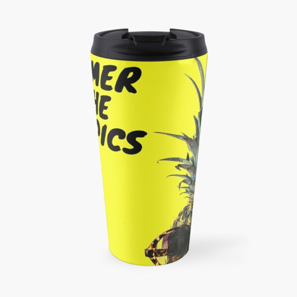 SUMMER IN THE TROPICS Travel Mug