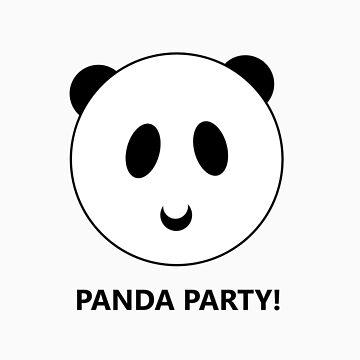 PANDA PARTY by pandarchism