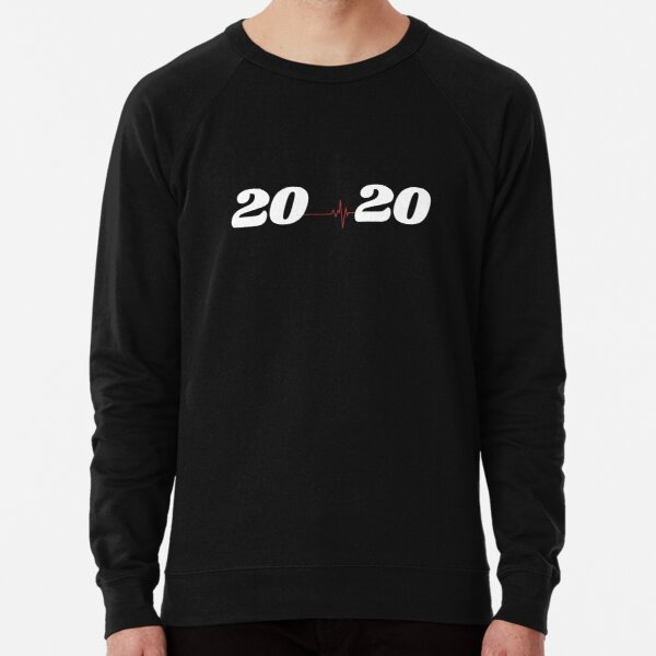 2020 T-shirt Lightweight Sweatshirt