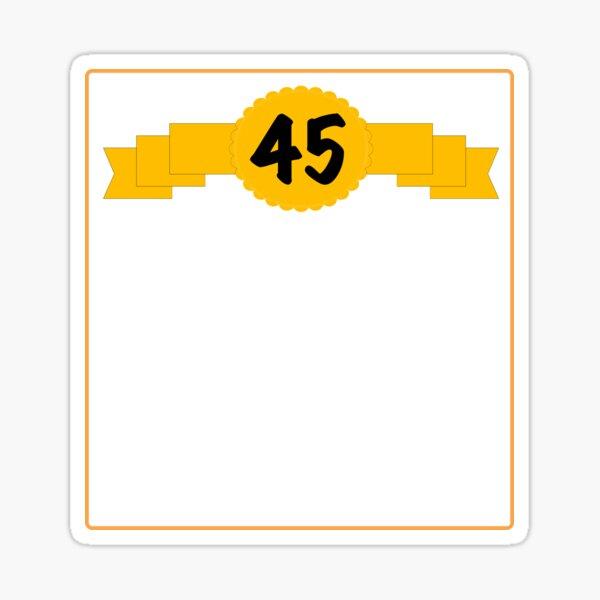 45 Zahl Geschenk Mann Geschenke Zum 45 Geburtstag Eur 25 90