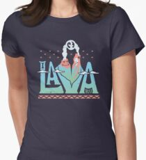 One Lava Womens Fitted T-Shirt