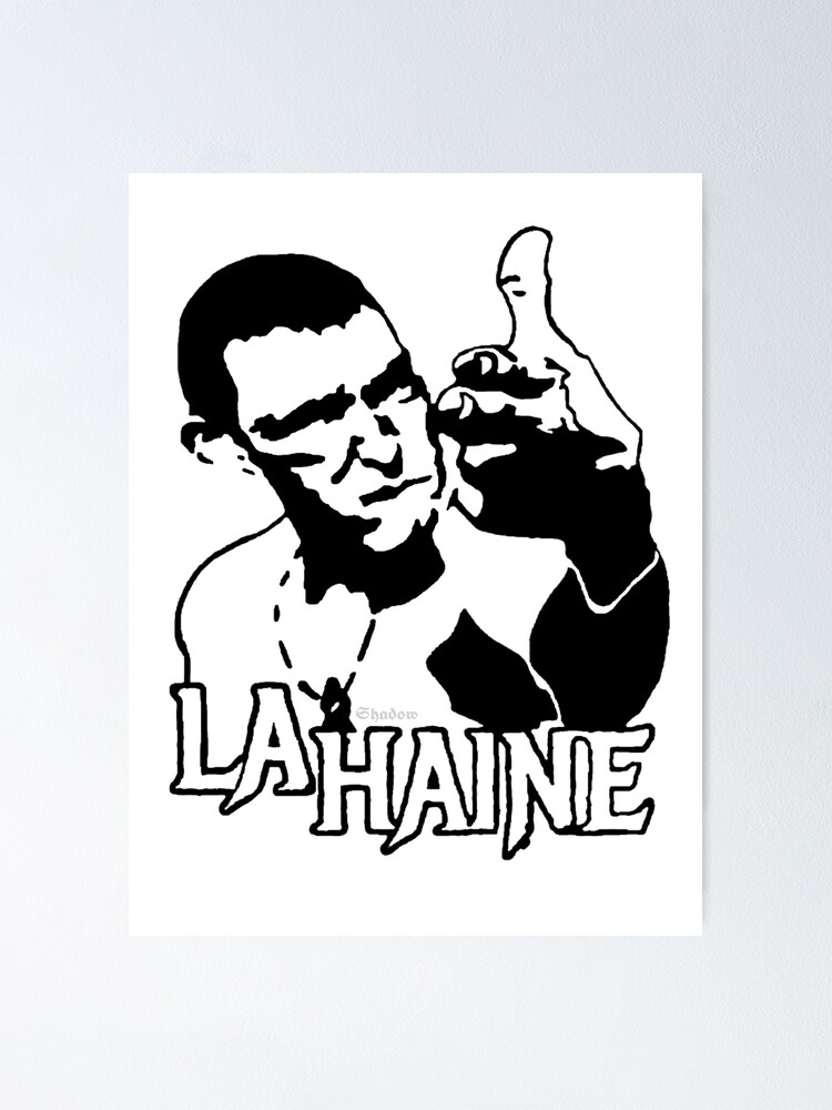 Alternate view of La Haine - Vincent Cassel Poster