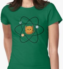 Catom Womens Fitted T-Shirt