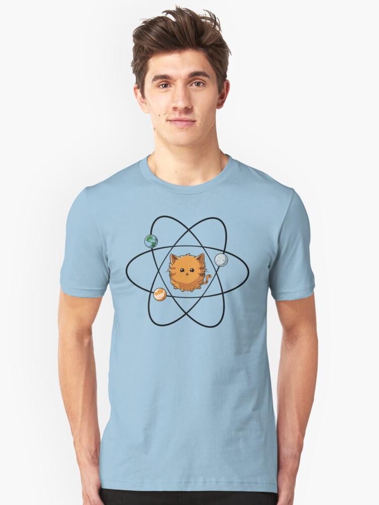 Catom Unisex T-Shirt Front