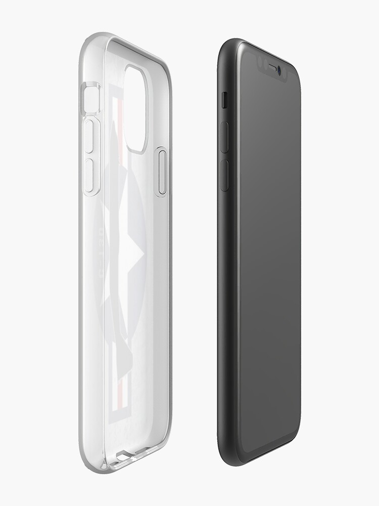 Alternate view of C-130 Hercules Military Airplane iPhone Case & Cover