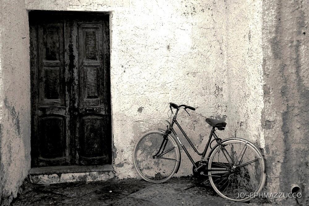 the bicycle.. by JOSEPHMAZZUCCO