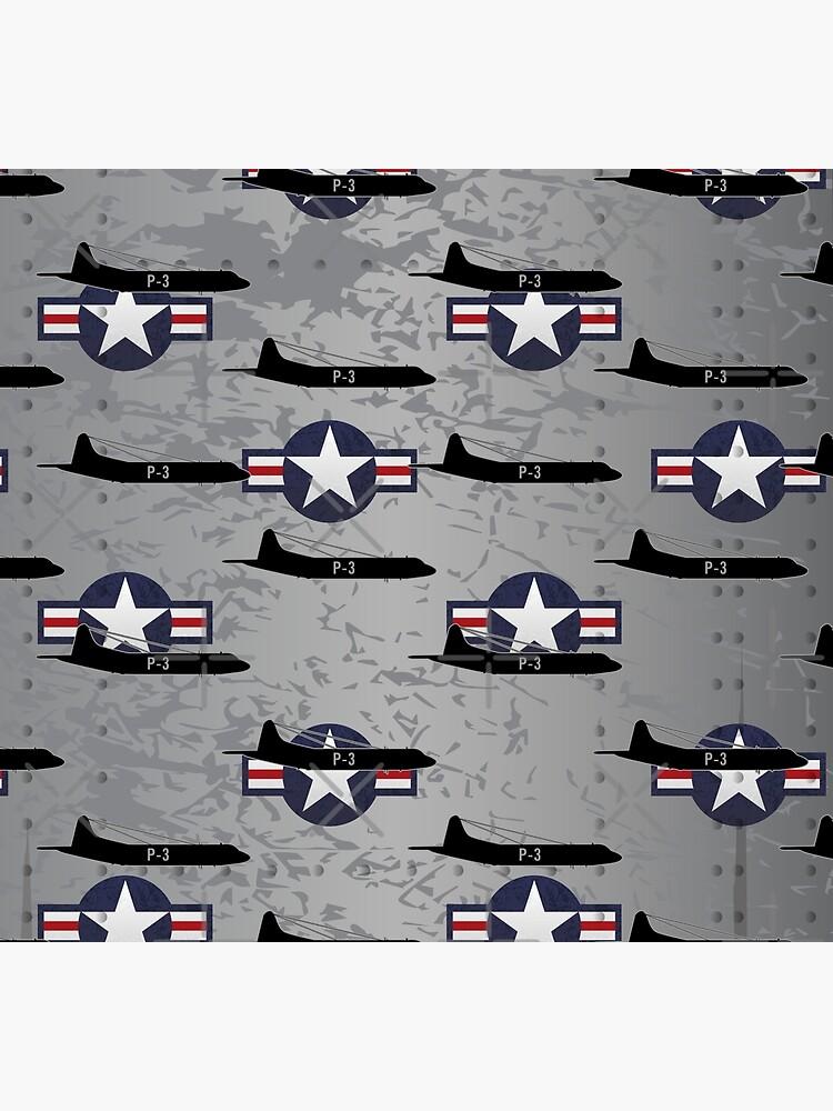 P-3 Orion Anti-Submarine and Maritime Surveillance Patrol Airplane  by hobrath