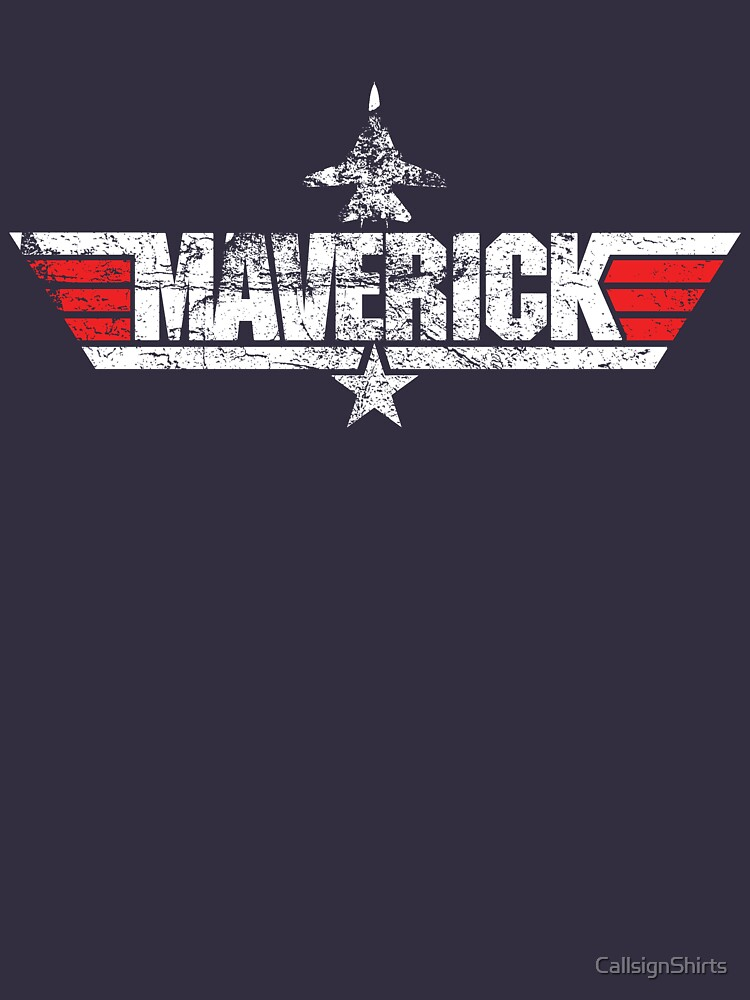 Custom Top Gun Style - Maverick | Unisex T-Shirt
