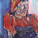 tainos woman by christine purtle