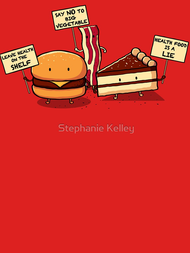 Occupy Stomach | Unisex T-Shirt