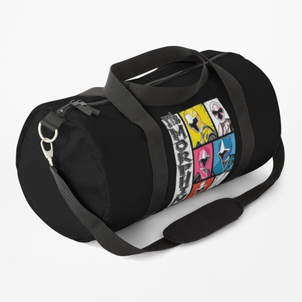Morphing Time Duffle Bag