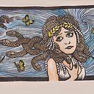 Medusa Bara 1 by SnakeArtist
