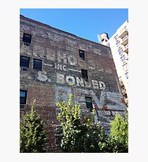 Rhiannon Campbell's 'High Line Warehouse' Photographic Print