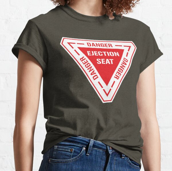 Ejection Seat Classic T-Shirt
