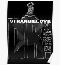Póster Dr. Strangelove