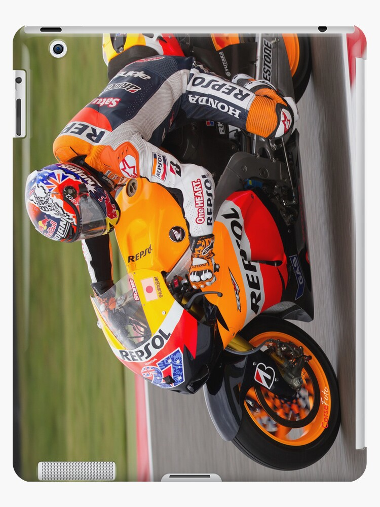 Casey Stoner at Assen 2011 by corsefoto