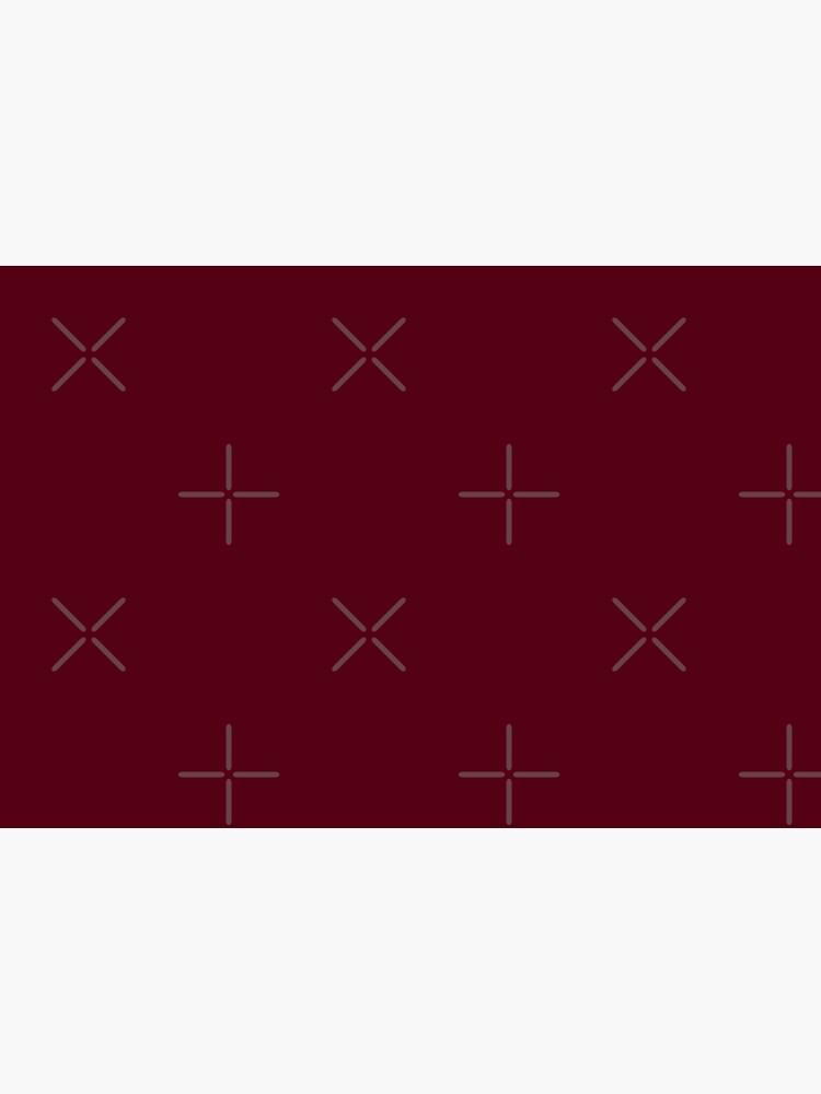 Dark Burgundy - Lowest Price On Site by WizzlesEmporium