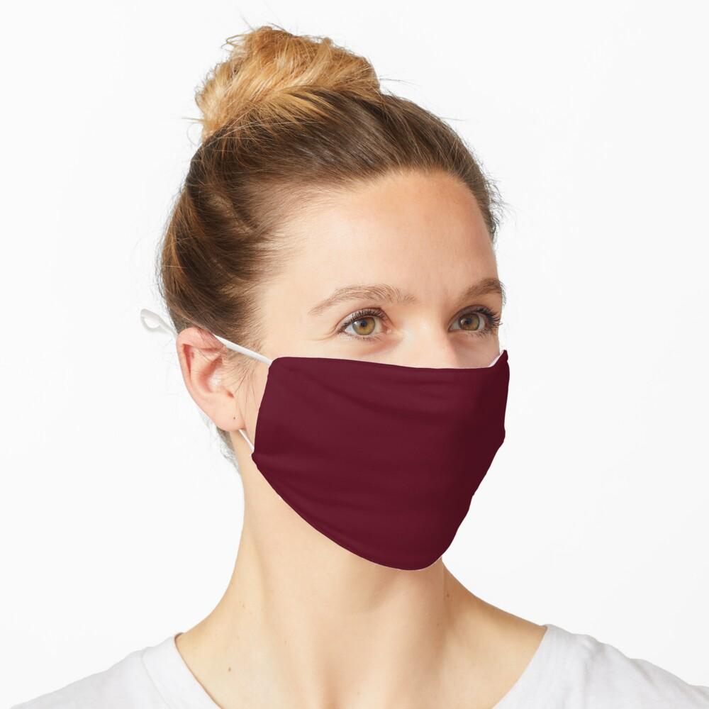 Dark Burgundy - Lowest Price On Site Mask