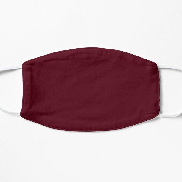 Dark Burgundy - Lowest Price On Site Flat Mask
