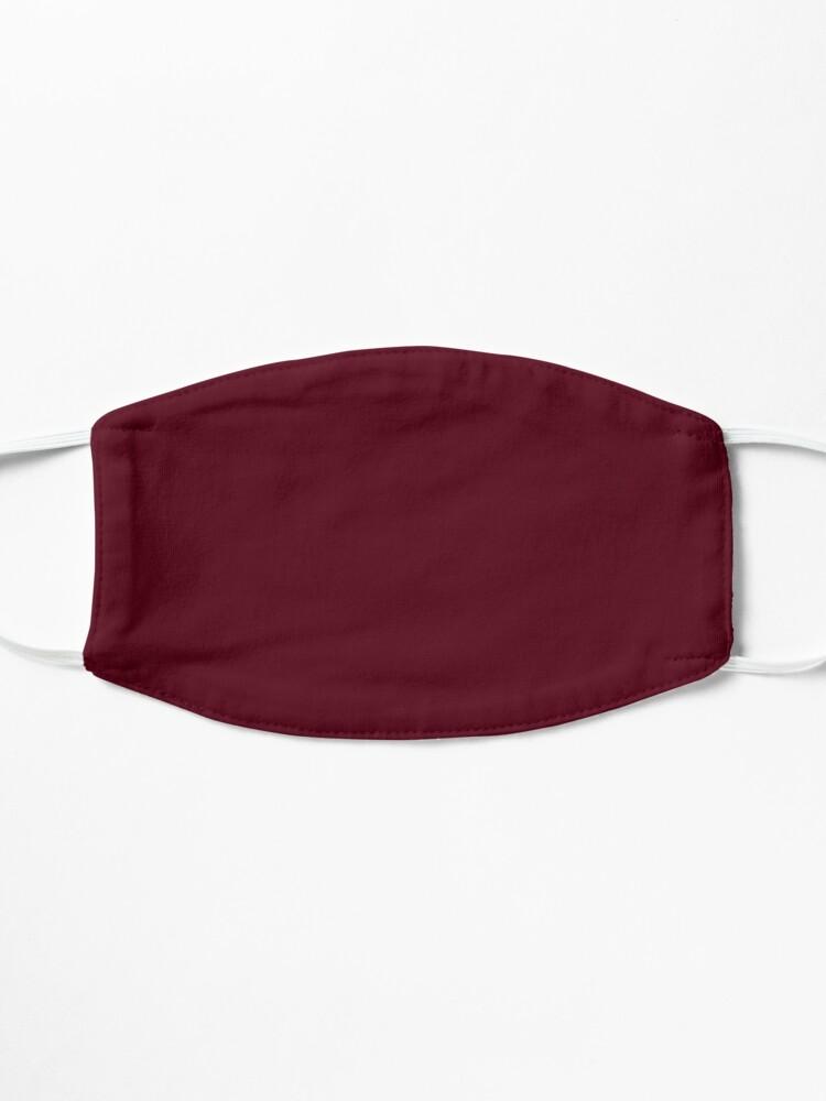 Alternate view of Dark Burgundy - Lowest Price On Site Mask