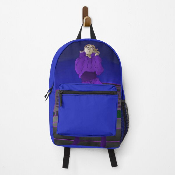 In The Dark of The Night Backpack