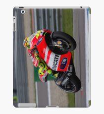 Valentino Rossi in Assen 2011 iPad Case/Skin